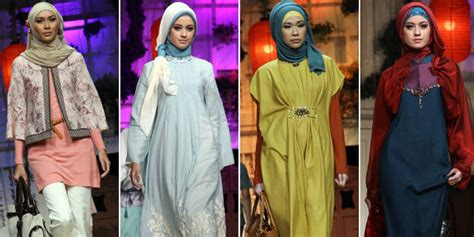 Baju Muslim Untuk Idul Fitri busana muslim vemale
