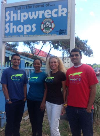 shipwreck store hours st martin news network pride foundation teams up with
