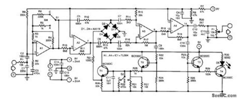 diode bridge limiter diode bridge compressor schematic diode bridge compressors circuit diodes vesselyn