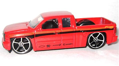 Hotwheels Chevy Silverado chevy silverado wheels wiki