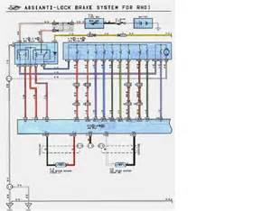 Abs Brake System Wiring Diagram Ttec4826 Ttec4825 Vehicle Safety Transmission And Can