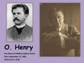 O henry power point O Henry's Coffee
