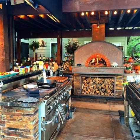 guy fieri s home kitchen design 1000 images about home outdoor living kitchens on