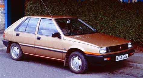 Mitsubishi Colt Starion Turbo 1985