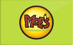 Moes Gift Card - buy moe s southwest grill gift cards raise