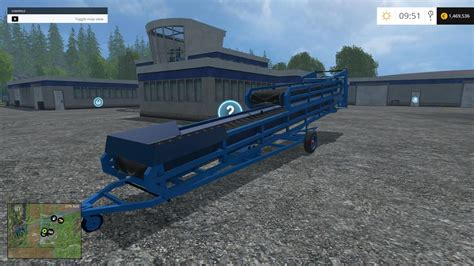 The Ls Band foerder band for fs 15 2 1 5b farming simulator 2017