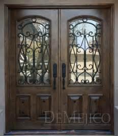 Exterior Wrought Iron Doors Front Doors Creative Ideas
