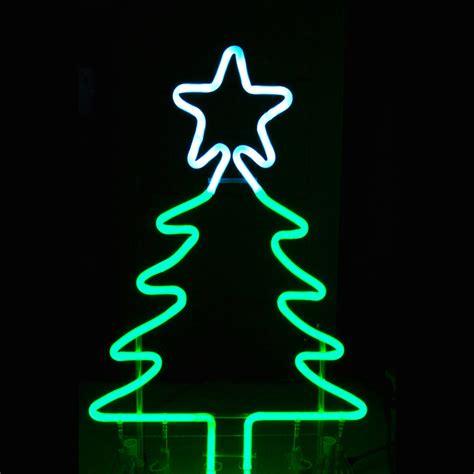 neon christmas lights and sculpture barton neon magic