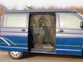 Campervan Awnings Uk Reimo Mosquito Net For Vw T5 Campervan Sliding Door