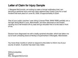 Personal Injury Claim Form Template by Personal Injury Claim Demand Letter Leslieericadism