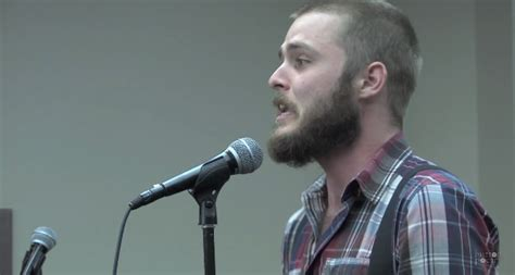 Neil Hilborn Also Search For Neil Hilborn With Ocd Performs Heartbreaking Poem About Falling In