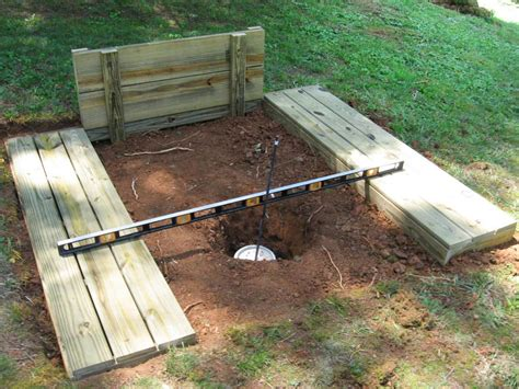 how to build a horseshoe pit in your backyard how to build a horseshoe pit how tos diy