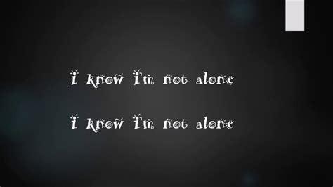 alan walker lyrics alone alone alan walker lyrics youtube