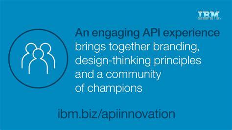 design thinking principles ibm the api economy united states
