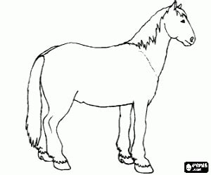 horse coloring pages games online horses coloring pages printable games 3