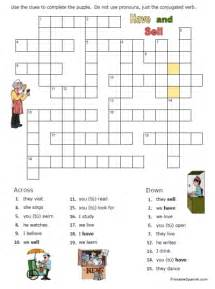 spanish verbs worksheets 1 home education resources