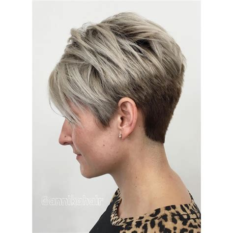 womens short hair cut stories long to pixie haircut stories haircuts models ideas