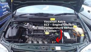 Opel Astra Engine Problems Vauxhall Astra Engine Coolant Temperature Sensor Welcome