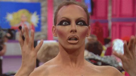 Rupaul Drag Race Gif Detox by Rupauls Drag Race Eyeliner Gif Find On Giphy