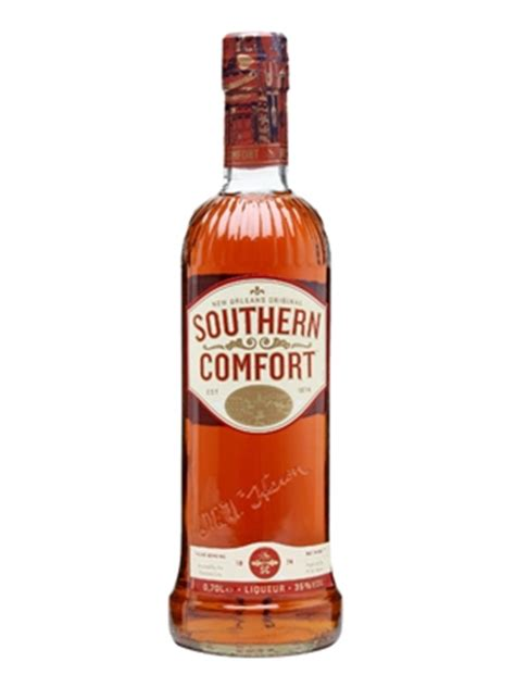 southern comfort peach liqueur southern comfort liqueur the whisky exchange