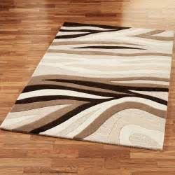 Contemporary Rugs Sandstorm Area Rugs