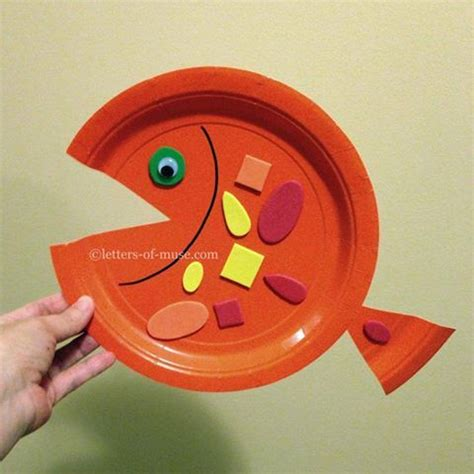 Orange Craft Paper - 15 best images about my preschool class crafts on