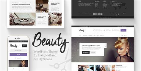 beauty hair salon nail spa fashion wp theme