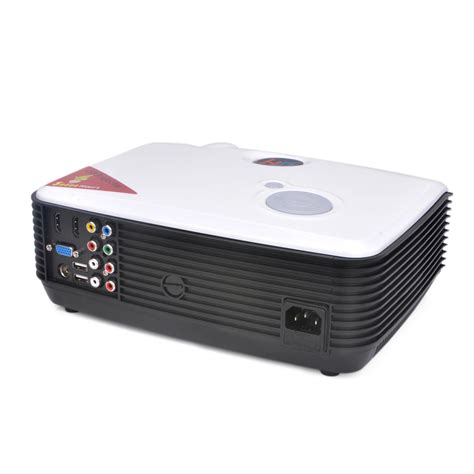 Vga 800 X 600 prohome ph5 500 lumens 800 600 led projector home theater hdmi usb