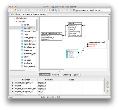 erd builder er diagram generator postgresql choice image how to