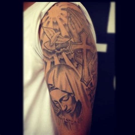 christian tattoo rules 25 beautiful christian shoulder tattoos