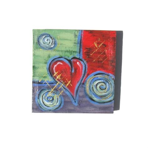 acrylic painting gift ideas custom gift idea acrylic abstract painting