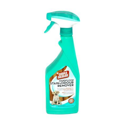 Simple Solution Odor Remover buy bramton co simple solution hardfloor stain odor