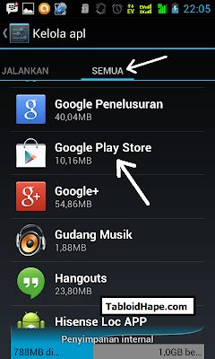 Play Store Has Stopped Solusi Mengatasi Unfortunately Play Store Has