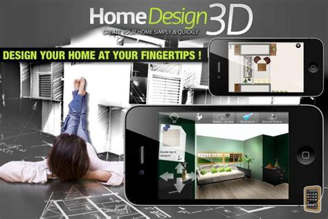 home design 3d app lets you design models of your