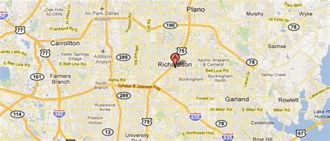 map of richardson texas richardson tx pictures posters news and on your pursuit hobbies interests and worries