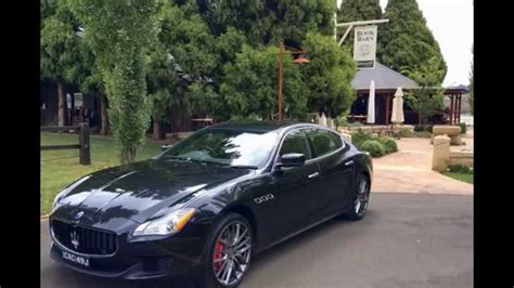 maserati sedan 2015 2015 maserati quattroporte gts italian sedan youtube