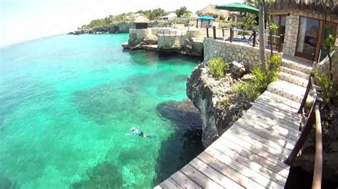 rock house negril negril jamaica the rockhouse rick s cafe youtube