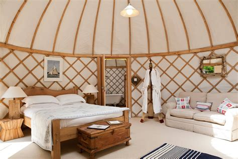 Luxury Yurt Homes Rue De Emily Yes To Yurts