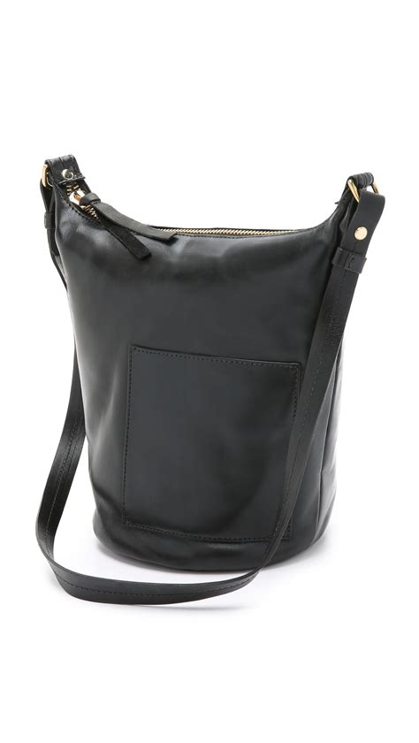 Jeanne Bag by Clare V Jeanne Bag In Black Lyst