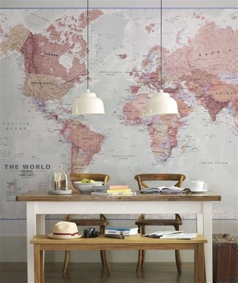 map home decor top 10 accent wall ideas the best diy projects for your home