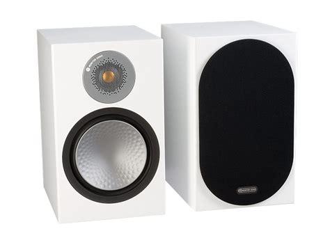 monitor audio silver 100 audiophile bookshelf speaker