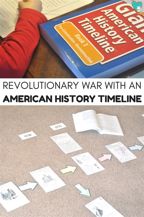An American Sponsored Learning History With An American History Timeline Autistic