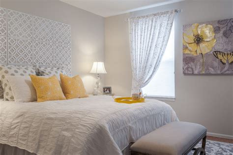 gray and yellow bedroom decor gray and yellow bedroom contemporary bedroom st