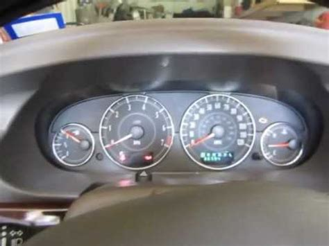 2007 chrysler sebring check engine light p0601
