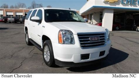 how things work cars 2009 gmc yukon electronic toll collection find used 2009 gmc yukon 4x2 hybrid sport utility 2wd electric chevy automatic suv dvd nav in