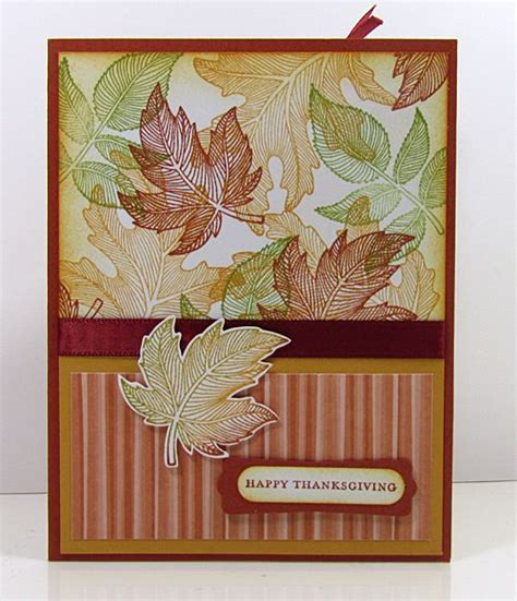 Handmade Sted Cards - handmade thanksgiving card ideas 100 images handmade
