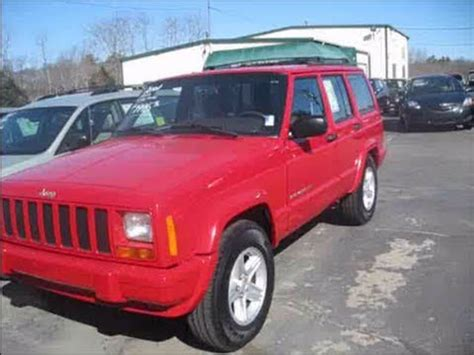 Jeep Start 2001 Jeep Limited Start Up Engine In Depth