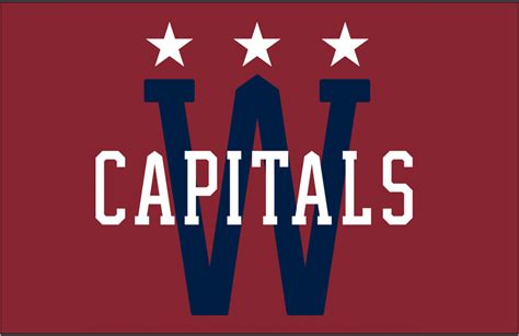 Wall Stickers Football washington capitals 2015 special event logo diy decals