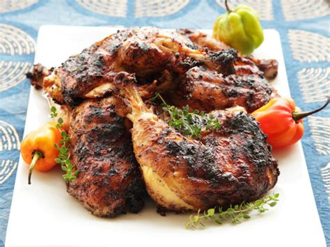 nyt food section image gallery jerk chicken recipe