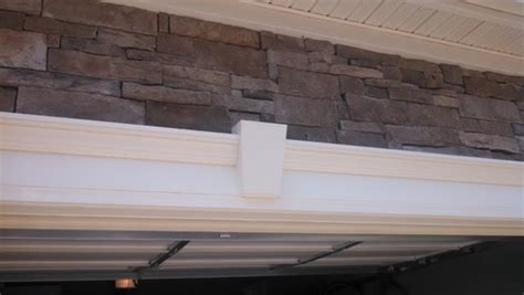 Remove Decorative Keystone For Garage Pergola Keystone Overhead Door